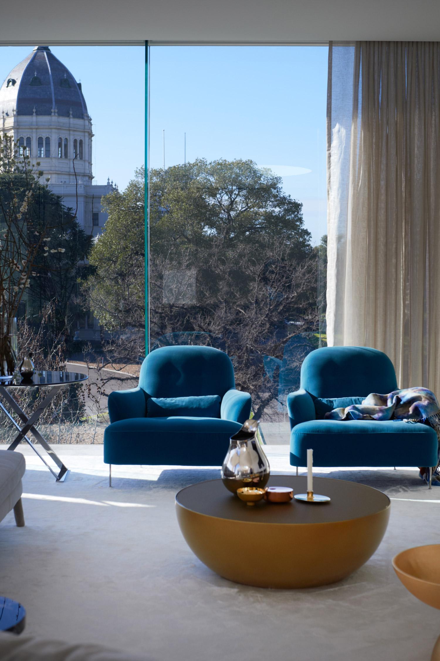 Garden House Lounge Room